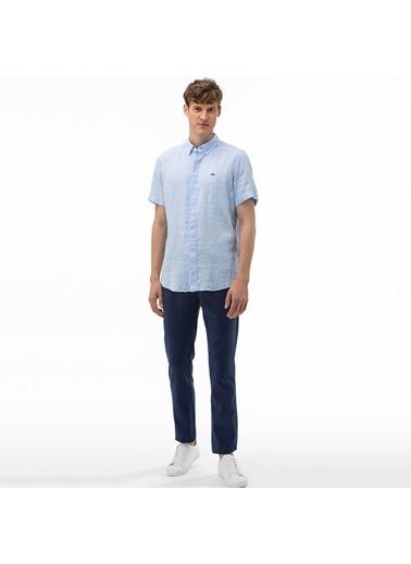 Lacoste Erkek Slim Fit Pantolon HH0005.05L Lacivert